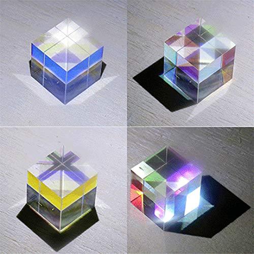 Faliya schöner Laserstrahl-Kombinations-Würfel-Prisma-Spiegel für blaues Laser-Dioden-Modul-Spielzeug Dioden-modul
