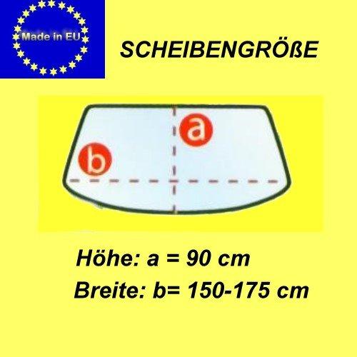 Kegel 5-3311-246-4010Winter-Eisschutzfolie für Windschutzscheibe für Lieferwagen