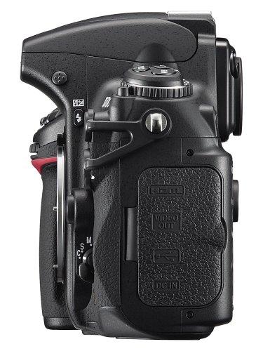 Nikon D700 SLR-Digitalkamera (12 Megapixel, Live View, Vollformatsensor) Gehäuse -