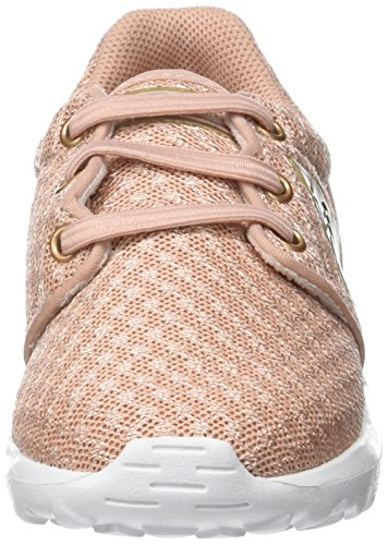 Le Coq Sportif Dynacomf Inf, Basses Fille, Rose (Rose Cloud/Rose Gold), 22 EU Rose (Rose Cloud/Rose Gold)
