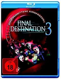Final Destination 3 - Ungeschnittene Kinofassung [Blu-ray]