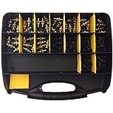 CaP-KIT HD Refill Telecom&Security, BNC Steckverbinder HD-TVI Refill Kit mit 50 Steckern