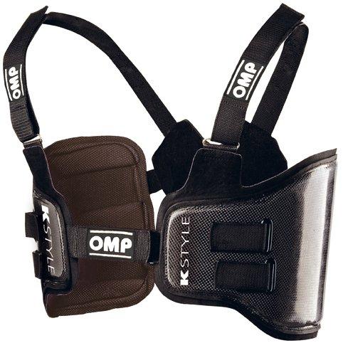OMP OMPKK047E007M Carbon-Faser-Schutzweste Größe M Costilla -