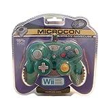 Madcatz Controller Gamepad passend für Nintendo Gamecube und Wii Farbe: GRÜN