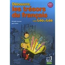Découvre les trésors du français avec Léo et Léa CE1