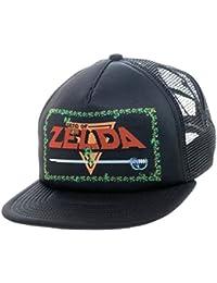 Gorra de béisbol - Nintendo - Zelda Game de equipo de mochilas escolares con Trucker ba2esrntn