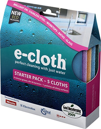 Used, E-Cloth Starter Pack for sale  Delivered anywhere in UK