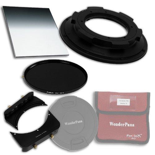 WonderPana 66 Essentials .6 SE Kit - WonderPana Core 145mm Filter Holder, 6.6
