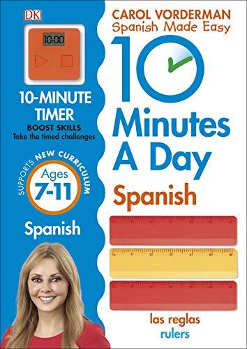 10 Minutes A Day Spanish (Made Easy Workbooks) por Carol Vorderman