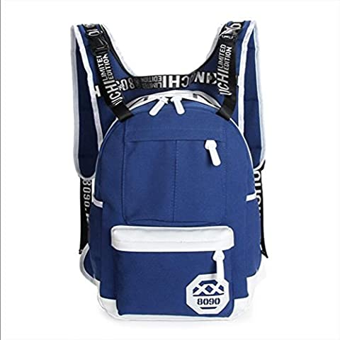 canvas hat Leisure men and women Backpack waterproof Wearable High capacity Backpack 36-55L Can put A4 books ipad fashion every day