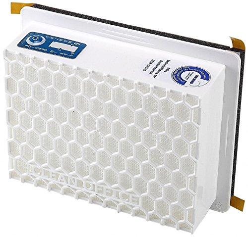 Clean Office Feinstaubfilter, 1x blanco 15x12x4 cm (Entbundelt)