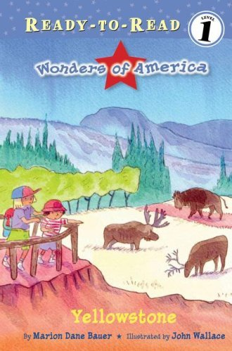 Yellowstone (Wonders of America) by Marion Dane Bauer (2008-04-22)