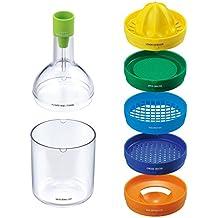 Bottiglia magica utensili da cucina set da 8 accessori utili in cucina. MEDIA WAVE store