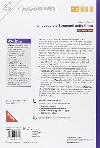 Linguaggio e strumenti della fisica. Per le Scuole superiori. Con e-book. Con espansione online