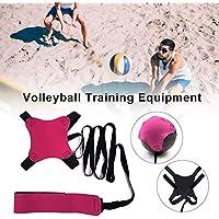 Entrenamiento de fútbol Equipo de entrenamiento de voleibol Ayuda Entrenador de práctica en solitario para servir Ajuste
