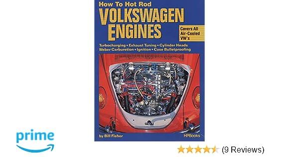Volkswagen Vw Air-Cooled Engine Rebuild And Hot Rod Book Manual Box Set