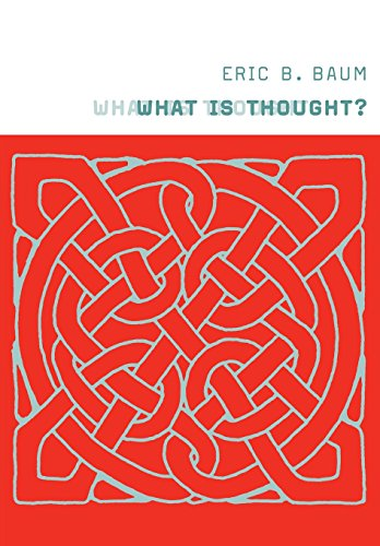 Preisvergleich Produktbild What Is Thought (A Bradford Book)