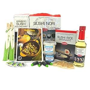 Sushi Einsteiger Set - Starter Set - nicht nur für Einsteiger