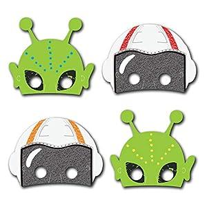 Amscan International Amscan 360318 - Juego de 8 máscaras para niños