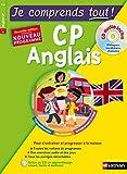 Anglais CP - cours + exercices + audio - Je comprends tout - conforme au programme de CP