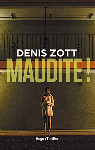 Couverture du livre Maudite - extrait offert