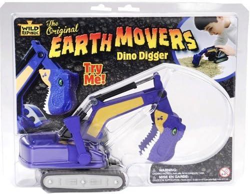 Wild Wild Wild Republic Earth Movers T-Rex Purple Novelty by Wild Republic d5e57b