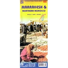 Marrakesh/Northern Morocco: ITM.436 (International Travel Maps)