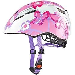 Uvex Kid 3 - Casco de Ciclismo Unisex, Color Rosa