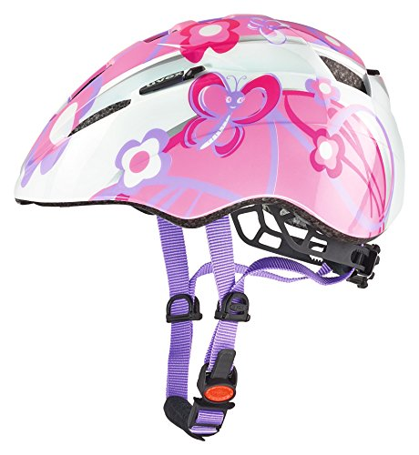 Uvex Kinder Fahrradhelm Kid 2, Butterfly, 46-52, 4143061915