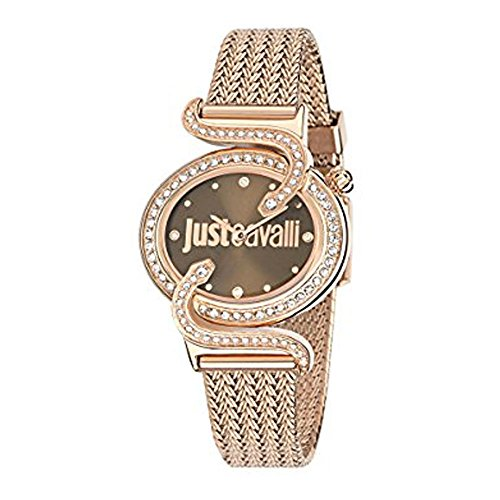 Women's quartz wristwatch Just Cavalli R7253591506