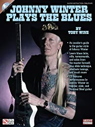Johnny Winter Plays the Blues (Book & CD)