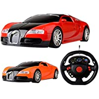 Amazemarket Random Color Baby Kids Novelty Cool Car Model Toy Funny Radio Gravity Sensor Remote Control 4 Channels Forward Backward Turn Left Right RC Gift Playmate (random color) - Compare prices on radiocontrollers.eu