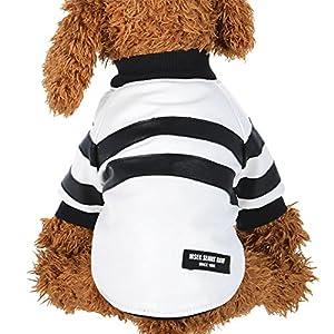 vêtement Chien Angelof Habits Manteau Pour Chien D'Animal Manteau Hiver Chaud Chiot Soft Habillement Doggy Costumes