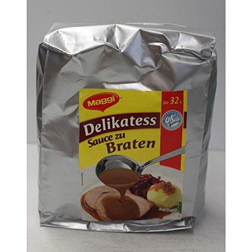 Maggi Delikatess Sauce zu Braten 1kg Instant (ergibt 32 Liter Sosse)