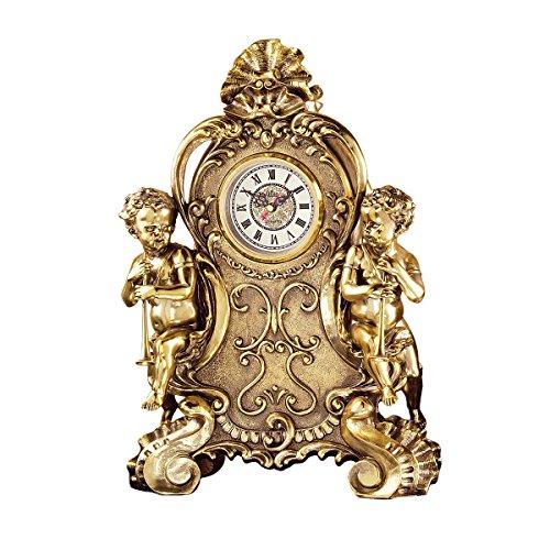 Design Toscano Saint Remy, Cherub-Standuhr -