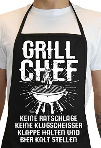 GRILL Grembiule atto-miglior cuoco del mondo-cuoco Grembiule come regalo