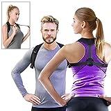 MMTX Geradehalter zur Haltungskorrektur Rücken für Herren und Damen, Posture Corrector Haltungstrainer Unterstützung für Gerader Ruecken, Rückenbandage für Perfekte Haltung Schultergurt