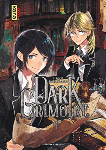 Dark grimoire Edition simple Tome 4
