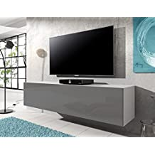 meuble tv suspendu. Black Bedroom Furniture Sets. Home Design Ideas