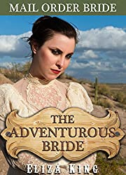 MAIL ORDER BRIDE: The Adventurous Bride and the Sheep Farmer: Clean Historical Western Romance (Children of Laramie Book 6)