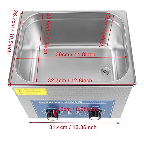 Gototop Profesional Limpiador Ultrasónico 10L