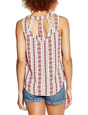 New Look Women's Emeka Cut Out Tops
