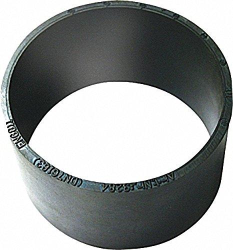 VALSIR SchlauchspannMuffe DN 150 für SML-Rohre schwarz