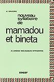 Nouveau Syllabaire de Mamadou et Bineta Ci-CP
