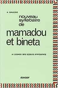 BINETA ET GRATUITEMENT TÉLÉCHARGER PDF MAMADOU SYLLABAIRE