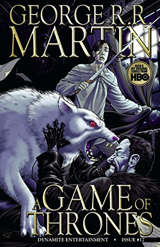 George R.R. Martins A Game Of Thrones: The Comic Book #17 ...