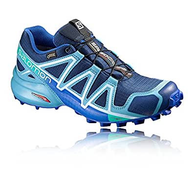 SALOMON Women's Speedcross 4 GTX Trail Running Shoes