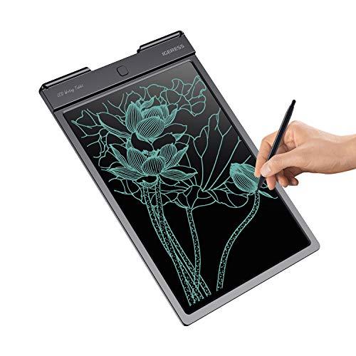 IGERESS Tableta Escritura LCD 12.9 Pulgadas Tablero