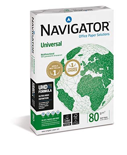 Navigator Universal - Papel para fotocopiadoras A4