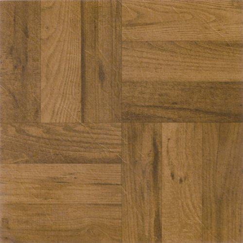 Achim Home Furnishings ftvwd22520Nexus 12Zoll Vinyl Fliesen, Holz 3Finger Medium Eiche Parkett, 20er Pack